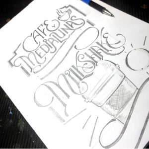 curso de caligrafía y lettering