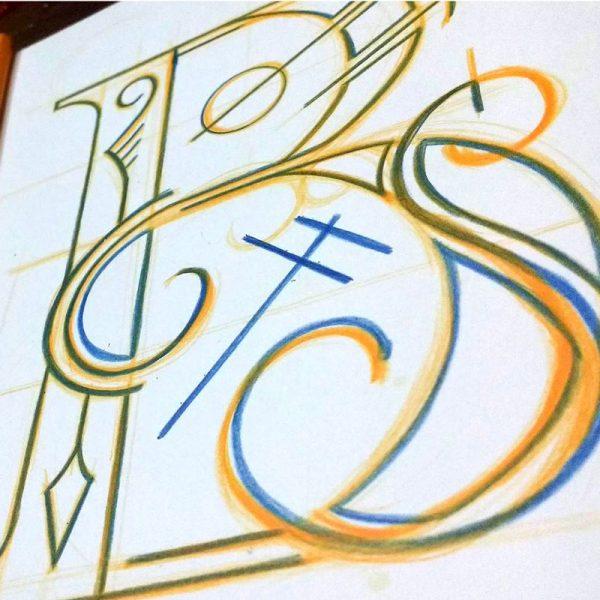taller avanzado de lettering