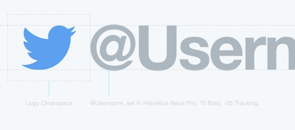 Manual de identidad corporativa - twitter