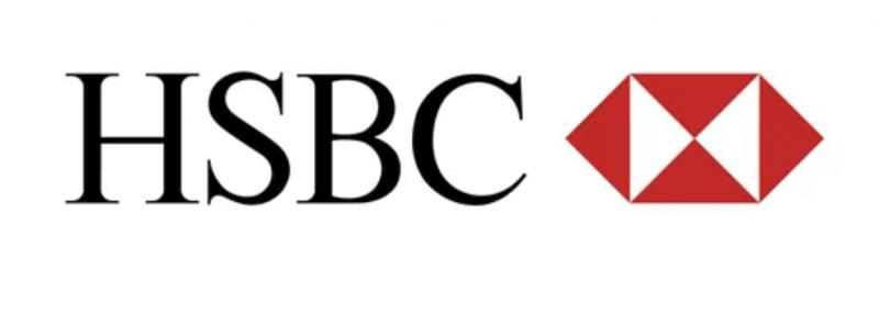 fuente con serif logo hsbc